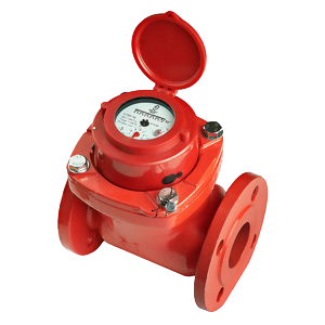STVU Series Turbine Water Meter